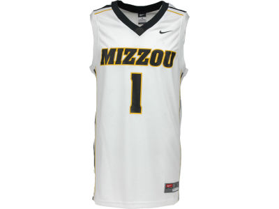 Missouri Tigers Nike NCAA Replica Basketball Jersey