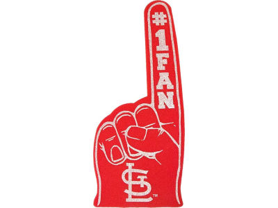 St. Louis Cardinals Foam Finger