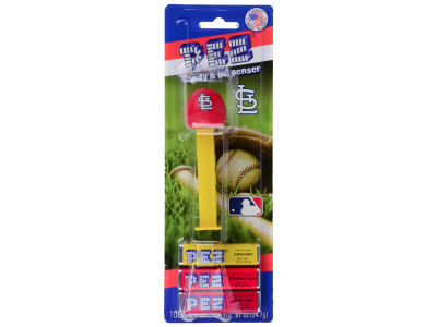 St. Louis Cardinals Pez Dispenser