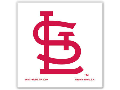 St. Louis Cardinals Tattoo 4-pack