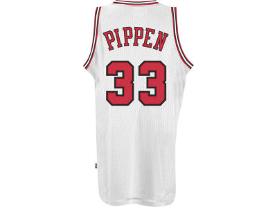 Chicago Bulls Scottie Pippen adidas NBA Retired Player Swingman Jersey