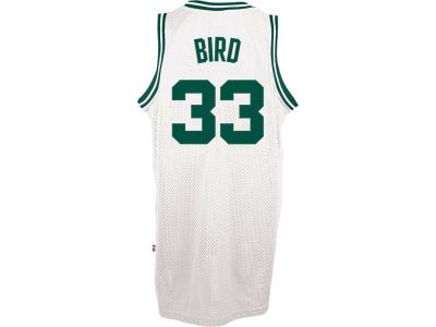 Boston Celtics Larry Bird adidas NBA Men's Retired Player Swingman Jersey