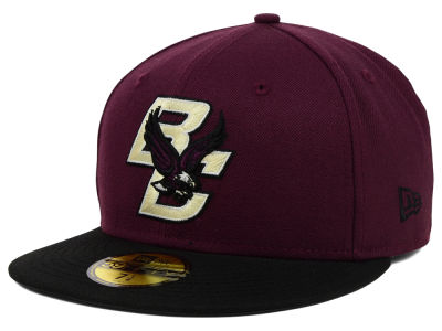 Boston College Eagles New Era NCAA 2 Tone 59FIFTY Cap