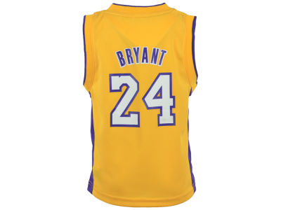 Los Angeles Lakers Kobe Bryant NBA Kids Replica Jerseys