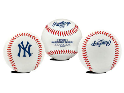 New York Yankees Polybagged Baseball