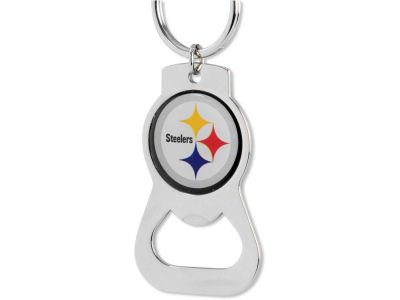 Pittsburgh Steelers Aminco Bottle Opener Keychain