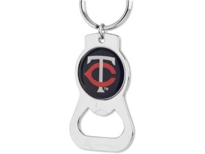 Minnesota Twins Aminco Bottle Opener Keychain
