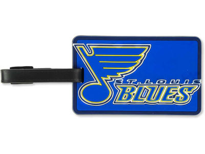 St. Louis Blues Soft Bag Tag