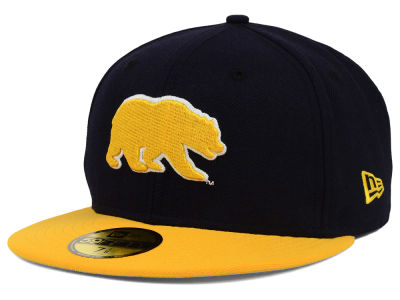 California Golden Bears New Era NCAA 2 Tone 59FIFTY Cap