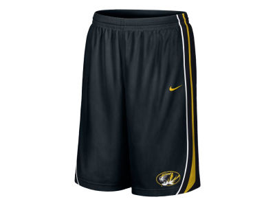 Missouri Tigers Nike NCAA Basketball Woven Short 11