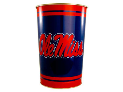 Ole Miss Rebels Trashcan