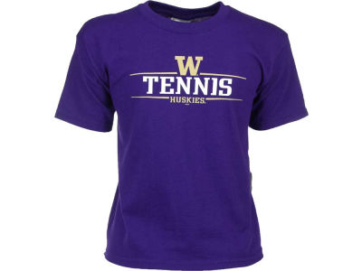 Washington Huskies NCAA 4 Bar T-Shirt