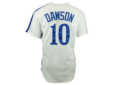 Montreal Expos Majestic MLB Men's Cooperstown Fan Replica Jersey