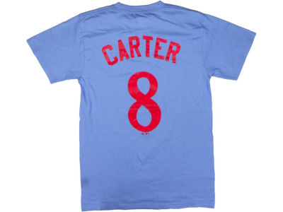 Montreal Expos Gary Carter Majestic MLB Men's Cooperstown Player T-Shirt
