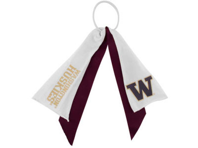 Washington Huskies Ponytail Holder