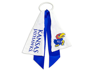 Kansas Jayhawks Ponytail Holder