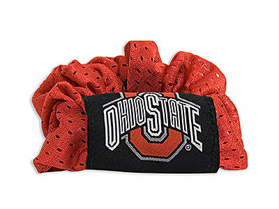 Ohio State Buckeyes Hair Twist