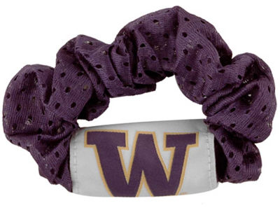 Washington Huskies Hair Twist