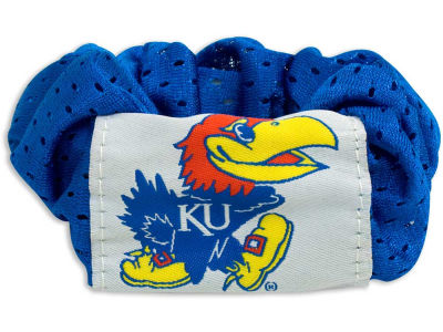 Kansas Jayhawks Hair Twist