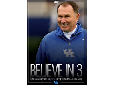Kentucky Wildcats DVD 06-08 Believe in 3