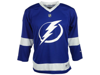 Tampa Bay Lightning Reebok NHL Youth Replica Jersey
