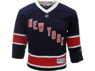 New York Rangers adidas NHL Youth Replica Jersey
