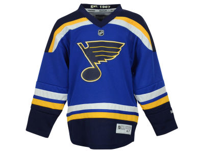 St. Louis Blues NHL Kids Replica Jersey