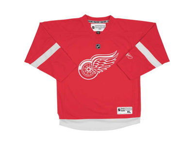 Detroit Red Wings NHL Kids Replica Jersey
