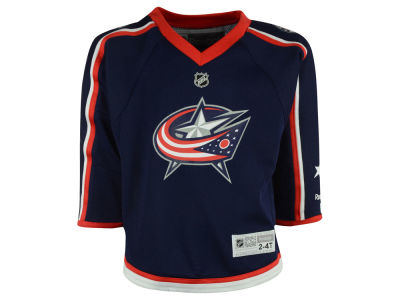Columbus Blue Jackets NHL Infant Replica Jersey