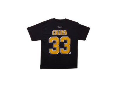 Boston Bruins Zdeno Chára NHL Youth Player T-Shirt