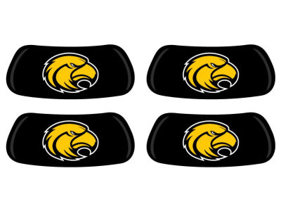 Southern Mississippi Golden Eagles 2 Pair Eyeblack Sticker