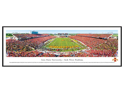 Iowa State Cyclones Panoramic Standard Frame