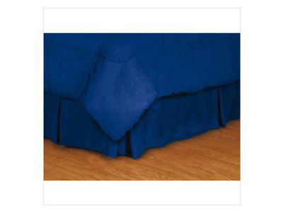 Chicago Cubs Bed Skirt