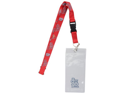 St. Louis Cardinals Team Lanyard With Ticket Holder