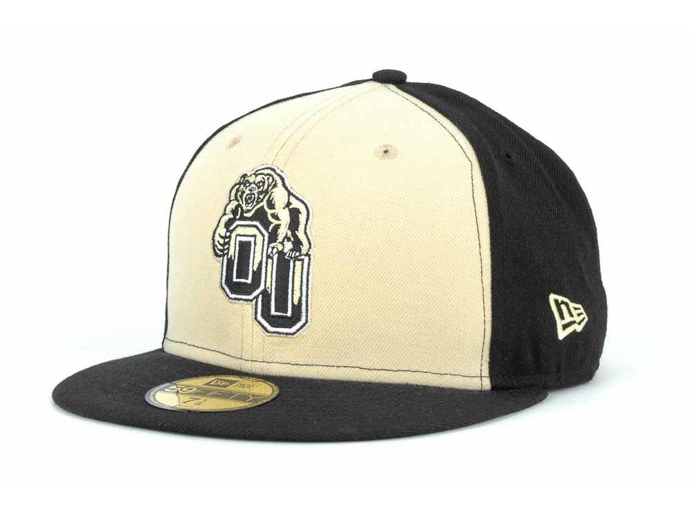 Oakland University New Era NCAA 2 Way 59FIFTY Cap  f9d76b876f11