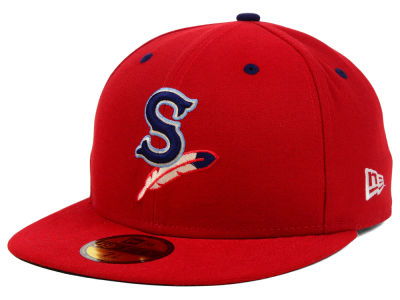 Spokane Indians New Era MiLB AC 59FIFTY Cap