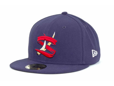 State College Spikes New Era MiLB AC 59FIFTY Cap