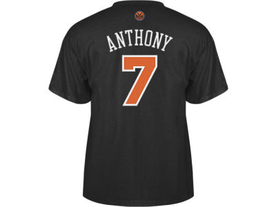 New York Knicks Carmelo Anthony NBA Youth Name And Number T-Shirt
