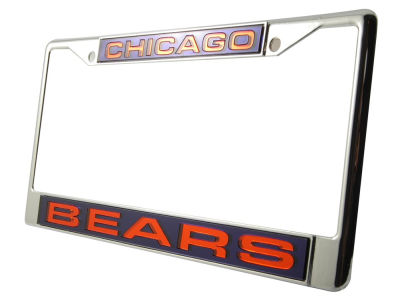 Chicago Bears Laser Frame Rico