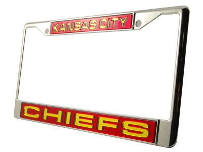 Kansas City Chiefs Laser Frame Rico