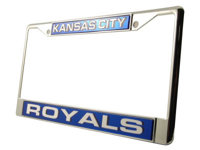 Kansas City Royals Laser Frame Rico