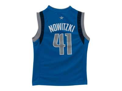 Dallas Mavericks Dirk Nowitzki adidas Youth NBA Revolution 30 Jersey
