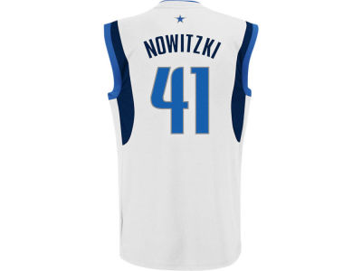 Dallas Mavericks Dirk Nowitzki Youth NBA Revolution 30 Jersey