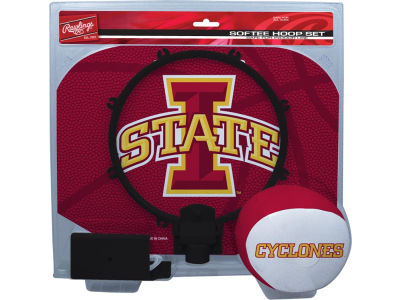 Iowa State Cyclones Slam Dunk Hoop Set