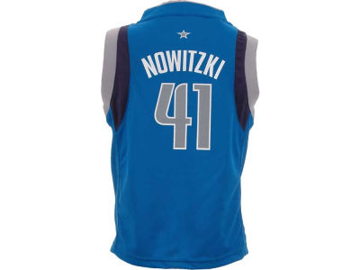 Dallas Mavericks Dirk Nowitzki NBA Kids Replica Jerseys