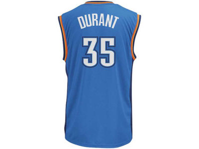 Oklahoma City Thunder Kevin Durant NBA Kids Replica Jersey