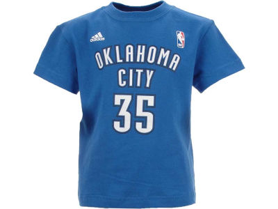 Oklahoma City Thunder Kevin Durant adidas NBA Kids Player T-Shirt