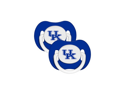 Kentucky Wildcats 2-pack Pacifier Set