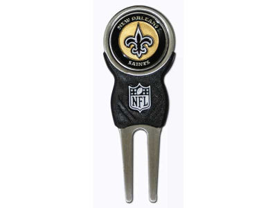 New Orleans Saints Divot Tool and Markers