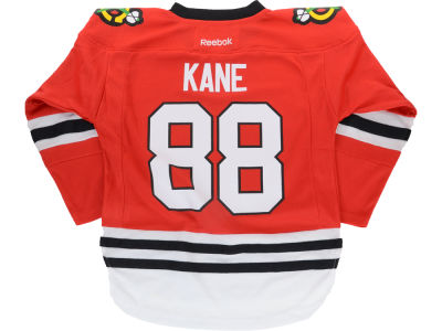 Chicago Blackhawks Patrick Kane adidas NHL Youth Replica Player Jersey